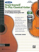 Teach Yourself To Play Classical Guitar - Gunod, Nathaniel - ISBN: 9781470615062
