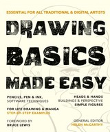 Drawing Basics Made Easy - McCarthy, Helen (EDT)/ Lewis, Bruce (FRW) - ISBN: 9781783616039