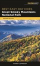 Best Easy Day Hikes Great Smoky Mountains National Park - Johnson, Randy - ISBN: 9781493031337