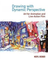 Drawing With Dynamic Perspective - Rosner, Meryl - ISBN: 9781621535003
