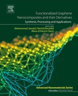 Functionalized Graphene Nanocomposites And Their Derivatives - Jawaid, Mohammad (EDT)/ Bouhfid, Rachid (EDT)/ El Kacem Qaiss, Abou (EDT) - ISBN: 9780128145487
