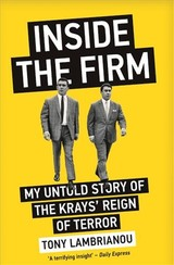 Inside The Firm - The Untold Story Of The Krays' Reign Of Terror - Lambrianou, Tony - ISBN: 9781786068446