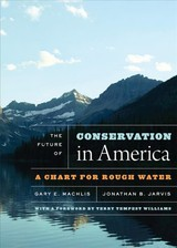 Future Of Conservation In America - Machlis, Gary E. - ISBN: 9780226542058