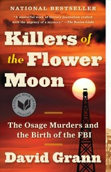 Killers Of The Flower Moon - Grann, David - ISBN: 9780307742483