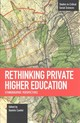 Rethinking Private Higher Education - Cantini, Daniele - ISBN: 9781608468447