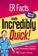 Er Facts Made Incredibly Quick - Lippincott Williams & Wilkins - ISBN: 9781496363633
