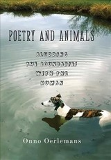 Poetry And Animals - Oerlemans, Onno - ISBN: 9780231159548
