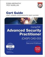 Comptia Advanced Security Practitioner (casp) Cas-003 Cert Guide - Abernathy, Robin; Mcmillan, Troy - ISBN: 9780789759443