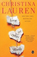 Love And Other Words - Lauren, Christina - ISBN: 9781501190537