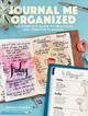 Journal Me Organized - Spooner, Rebecca - ISBN: 9781640210134