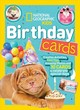 National Geographic Kids Birthday Cards - National Geographic Kids - ISBN: 9781426330124