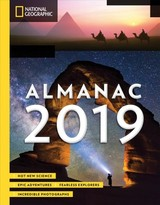 National Geographic Almanac 2019 - National Geographic - ISBN: 9781426219818