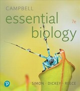 Campbell Essential Biology - Simon, Eric J.; Dickey, Jean L.; Reece, Jane B.; Burton, Rebecca - ISBN: 9780134765037