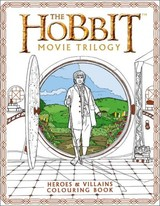 Hobbit Movie Trilogy Colouring Book - Tolkien, J. R. R.; Warner Brothers - ISBN: 9780008189242