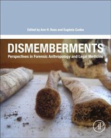 Dismemberments - ISBN: 9780128119129