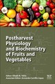 Postharvest Physiology And Biochemistry Of Fruits And Vegetables - Yahia, Elhadi M. (EDT)/ Carrillo-lopez, Armando (EDT) - ISBN: 9780128132784