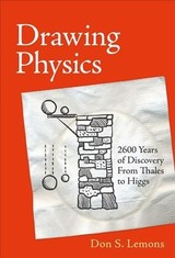 Drawing Physics - Lemons, Don S. - ISBN: 9780262035903