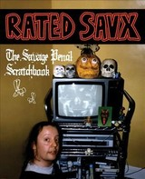 Rated Savx - Pencil, Savage - ISBN: 9781907222696