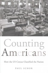 Counting Americans - Schor, Paul (associate Professor Of American History, Associate Professor Of American History, Universite Paris Diderot) - ISBN: 9780199917853