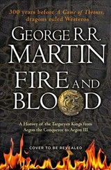 Fire And Blood - Martin, George R.r. - ISBN: 9780008307738