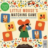 Little Mouse's Matching Game - Kovecses, Anna - ISBN: 9781631064524