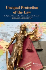 Unequal Protection Of The Law - Middleton, Richard - ISBN: 9781640201910