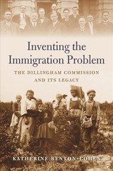 Inventing The Immigration Problem - Benton-Cohen, Katherine - ISBN: 9780674976443
