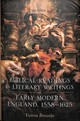 Biblical Readings And Literary Writings In Early Modern England, 1558-1625 - Brownlee, Victoria (lecturer In English, National University Of Ireland, Ga... - ISBN: 9780198812487