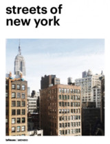 Streets Of New York - Teneues; Mendo - ISBN: 9783961710836