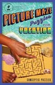 Picture Maze Puzzles For Vacation - Conceptis Puzzles (COR) - ISBN: 9781454929611