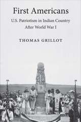 First Americans - Grillot, Thomas - ISBN: 9780300224337