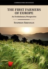 The First Farmers Of Europe - Shennan, Stephen - ISBN: 9781108435215