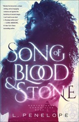Song Of Blood & Stone - Penelope, L. - ISBN: 9781250306890