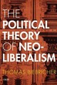 The Political Theory Of Neoliberalism - Biebricher, Thomas - ISBN: 9781503603646