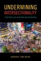 Undermining Intersectionality - Tomlinson, Barbara - ISBN: 9781439916506