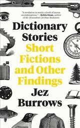 Dictionary Stories - Burrows, Jez - ISBN: 9780062652614