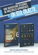 Guide To The Project Management Body Of Knowledge (pmbok (r) Guide) And Agile Practice Guide Bundle (french Edition) - Project Management Institute - ISBN: 9781628254020