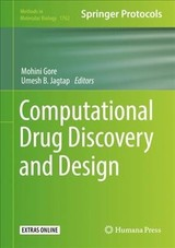 Computational Drug Discovery And Design - Gore, Mohini (EDT)/ Jagtap, Umesh B. (EDT) - ISBN: 9781493977550