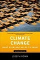 Climate Change - Romm, Joseph (senior Fellow, Center For American Progress) - ISBN: 9780190866105