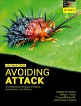 Avoiding Attack - Ruxton, Graeme D./ Allen, William L./ Sherratt, Thomas N./ Speed, Michael P. - ISBN: 9780199688685