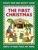 First Christmas: Create Your Own Nativity Scene - Lewis, Jan - ISBN: 9781861478269
