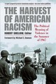 Harvest Of American Racism - Shellow, Robert (EDT) - ISBN: 9780472053889