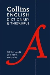 Collins English Dictionary And Thesaurus Essential - Collins Dictionaries - ISBN: 9780008309411