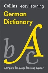 Easy Learning German Dictionary - Collins Dictionaries - ISBN: 9780008300265