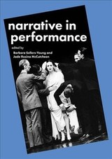 Narrative In Performance - Sellers-Young, Barbara (EDT)/ Mccutcheon, Jade Rosina (EDT) - ISBN: 9781352004168