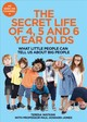 Secret Life Of 4, 5 And 6 Year Olds - Watkins, Teresa - ISBN: 9780752266480