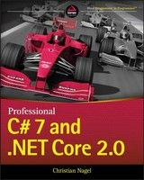 Professional C# 7 And .net Core 2.0 - Nagel, Christian - ISBN: 9781119449270