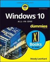 Windows 10 All-in-one For Dummies - Leonhard, Woody - ISBN: 9781119484837