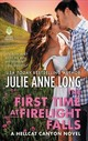 First Time At Firelight Falls - Long, Julie Anne - ISBN: 9780062672902