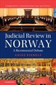 Judicial Review In Norway - Kierulf, Anine - ISBN: 9781108426688